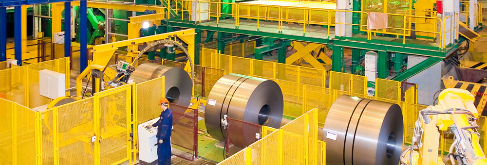В настоящее время СМЦ являются одной из основных отраслей потребления рулонного металлопроката. П