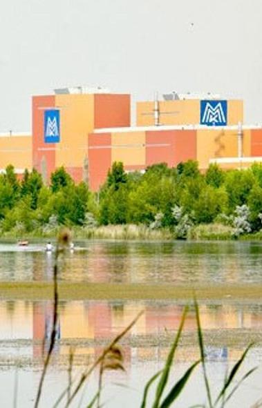 Магнитогорский металлургический комбинат(Челябинская область)