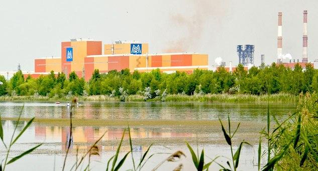 Магнитогорский металлургический комбинат в очередной раз вошел в первую десятку рейтинга экологич
