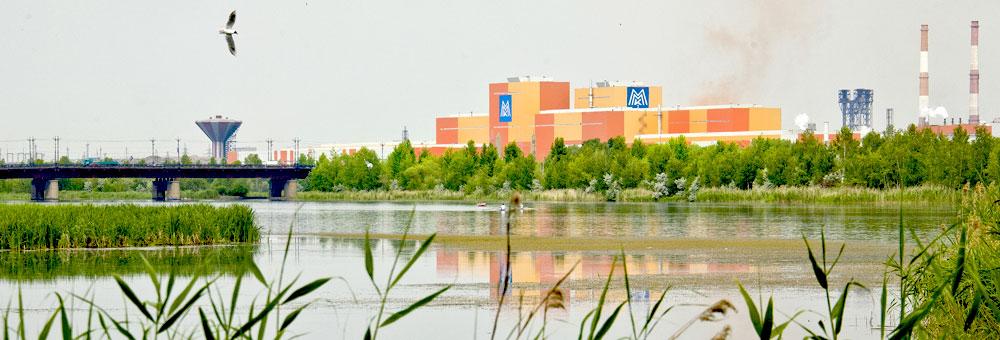 Магнитогорский металлургический комбинат стал единственным предприятием черной металлургии России