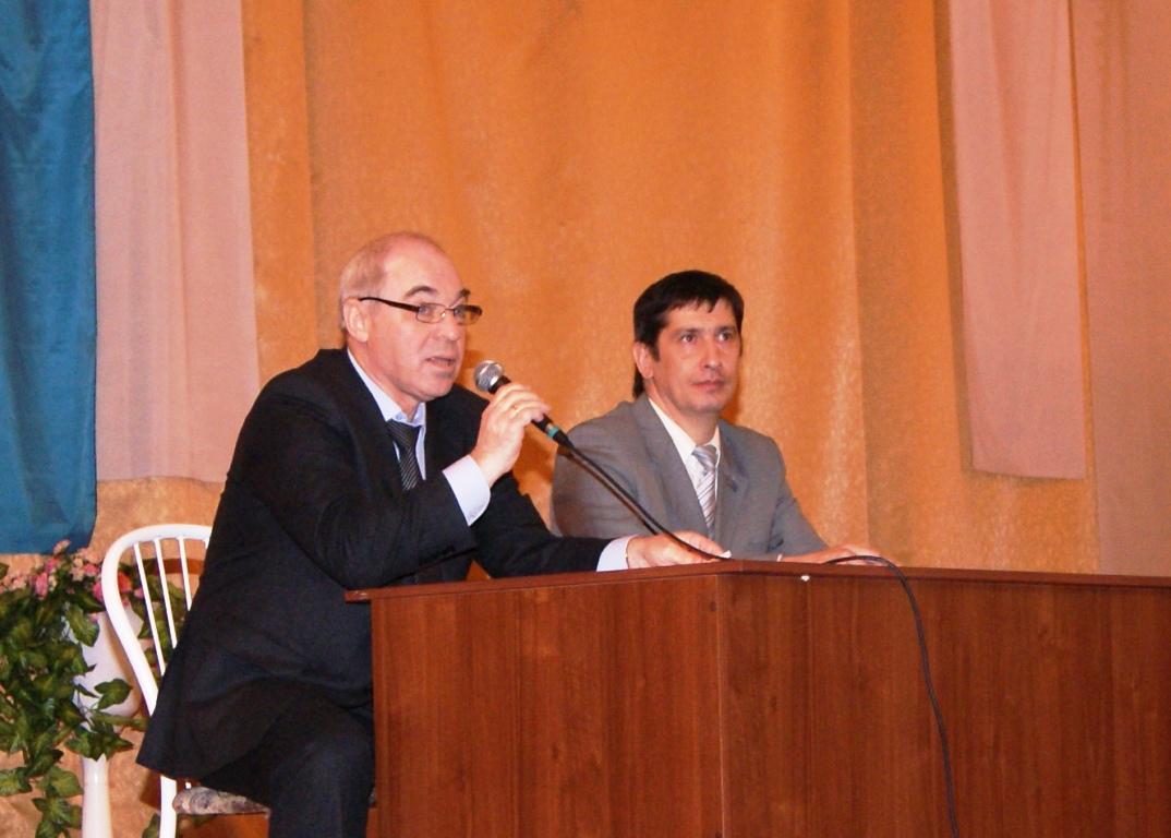 Глава округа Игорь Войнов напомнил, что в Миассе реализуется уже третья из трех возможных схем уп