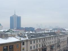 Слабый ветер неблагоприятного направления и инверсия способствуют тому, что в атмосфере Челябинск