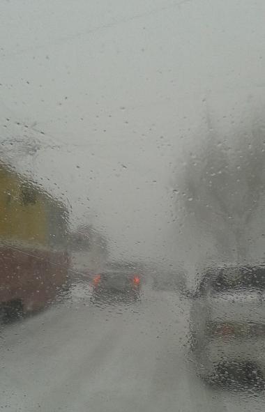 По прогнозам синоптиков завтра, 8 ноября, в отдельных районах Челябинской области ожидаются дождь
