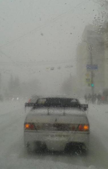 В среду, пятого февраля, в Челябинской области ожидается облачная погода с прояснениями, снег и м