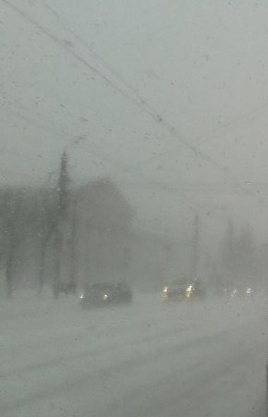 В предстоящие выходные, 14 и 15 марта, в Челябинской области ожидается теплая погода, с мокрым сн