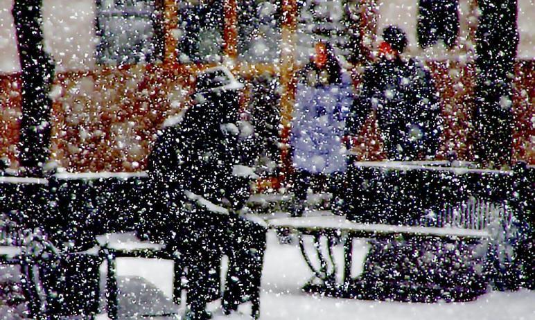 В ближайшие сутки погоду в Челябинской области будет определять южный циклон, который принесет сн
