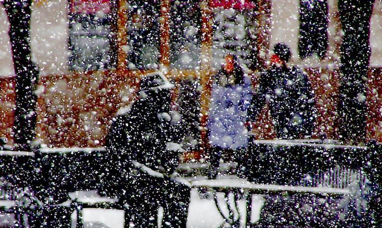 В предстоящие сутки в Челябинской области ожидается ухудшение погодных условий – снегопады метели