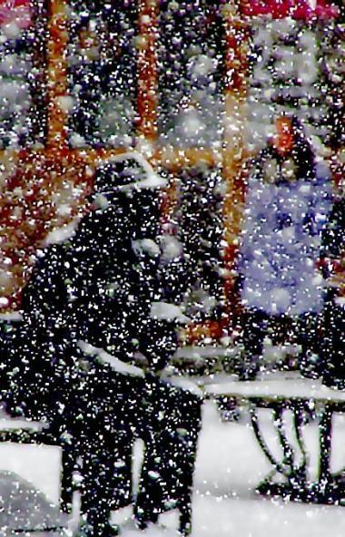 К Челябинской области приближается очередной циклон, который принесет снегопады, усиление ветра,