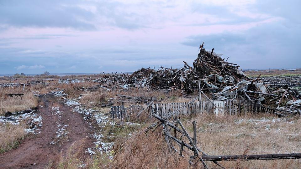 В Челябинской области на прошлой неделе снесли несколько сотен китайских теплиц, которые нескольк
