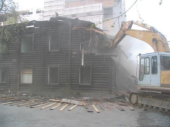 В Челябинске принята отраслевая целевая программа «Снос ветхого и аварийного жилищного фонда в 20
