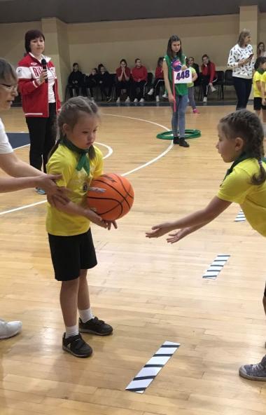 В Челябинске стартовал Всероссийский школьный турнир проекта Специальной олимпиады.  Дет