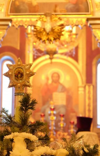 В субботу, 18 января, православные Челябинской области будут отмечать день Навечерия Крещения Гос