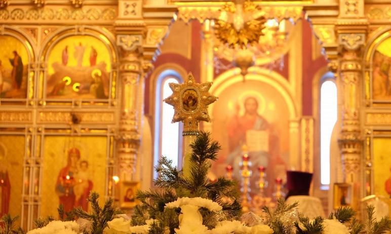 В среду, шестого января, православные Челябинской области будут отмечать «навечерие» Рождества Хр