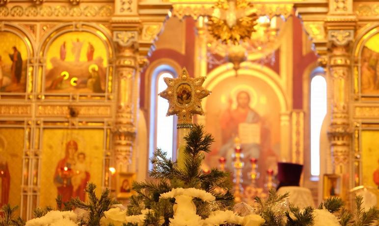 В понедельник, 18 января, православные Челябинской области будут отмечать день Навечерия Крещения