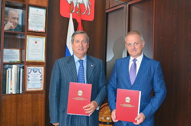 Документ подписали бизнес-омбудсмен Александр Гончаров и руководитель управления Федеральной служ