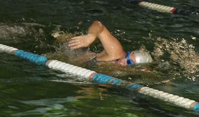 Лучшими пловцами в своих группах признаны спортсмены дирекции по защите ресурсов и транс