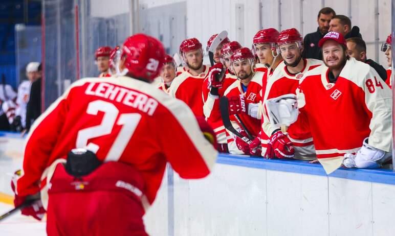 Группа компаний «Ариант» (Челябинская область) стала официальным партнером легендарного хоккейног