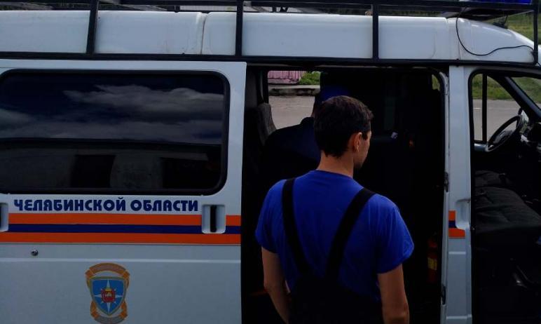 В Челябинской области на реке Ай спасатели спустя шесть дней нашли тело утонувшего мужчины. Спорт