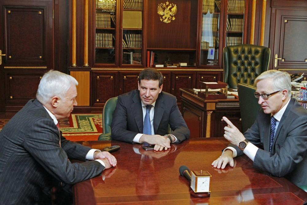По мнению Александра Шохина, заданная губернатором Юревичем стратегия развития Челябинской област