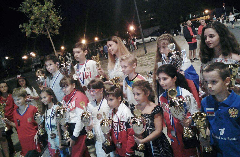Всего российский шахматный «десант» завоевал на молодежном первенстве Европы по шахматам 11 наг