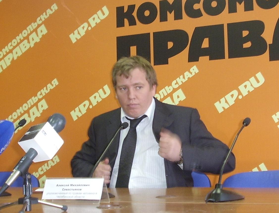 Как сообщил агентству «Урал-пресс-информ» на пресс-конференции уполномоченный по правам человека
