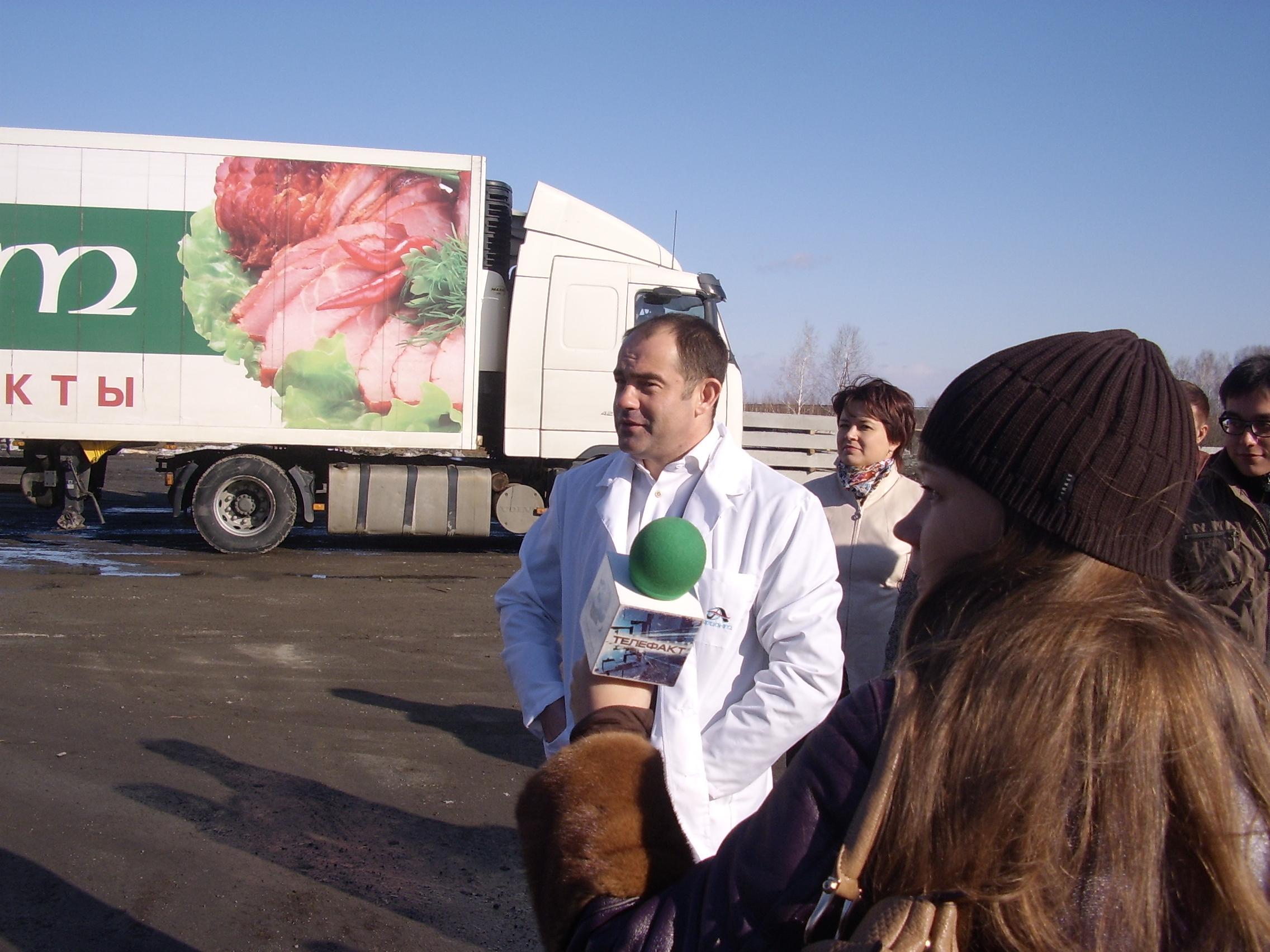 Как сообщил агентству «Урал-пресс-информ» руководитель агрохолдинга «Ариант», депутат Государстве