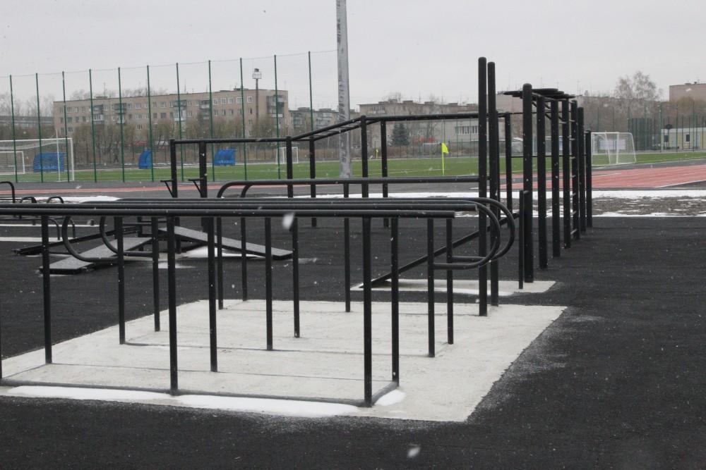 Долгожданный спортивный комплекс «Лидер» в микрорайоне Новосинеглазово готов к приему посетителей