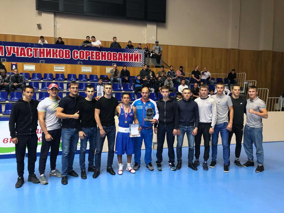В минувшую субботу, 25 августа, в Челябинске во Дворце спорта «Метар-спорт» состоялись финальные