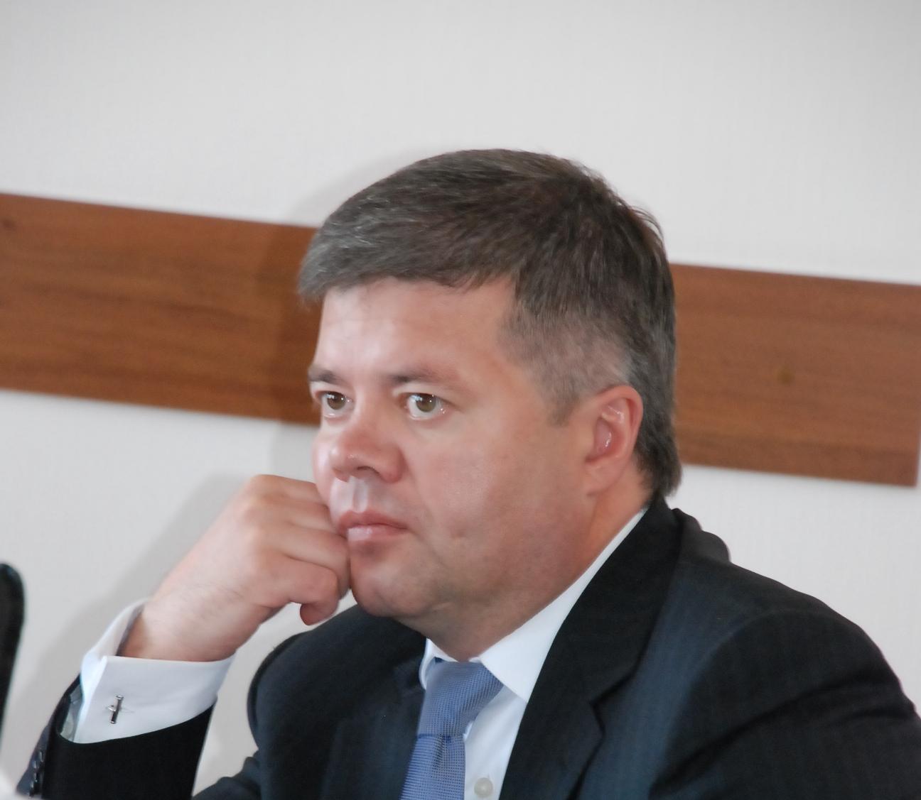 Председатель Челябинской городской думы Станислав Мошаров в четвертый раз избран президентом Союз