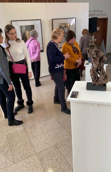 Выставка «Мифы лабиринта» в Историческом музее Челябинска открывает целый цикл юбилейных выставок