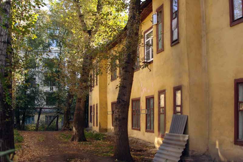 Речь идет о пятидесяти домах в Советском и Калининском районах, которые обслуживают управляющая к