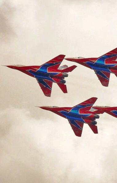 На территории военного аэродрома «Шагол» состоится праздничное мероприятие при участии авиационно