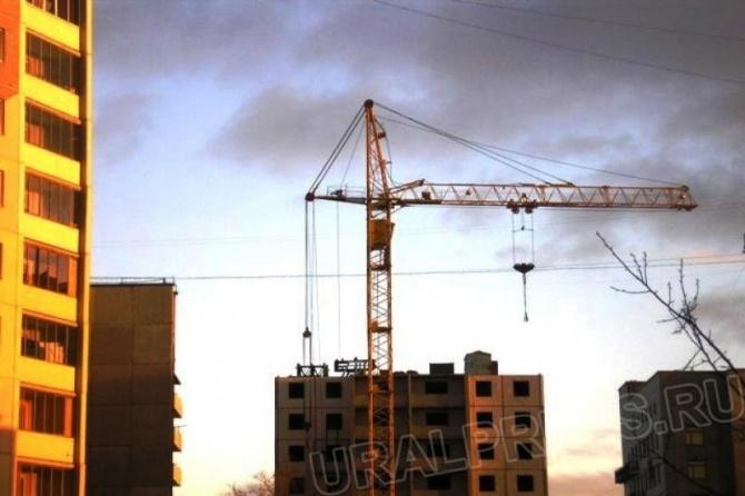 Строительство и сдача двух жилых домов в проблемном микрорайоне «Академ-Риверсайд» Челябинска (до