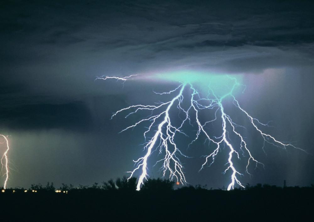 электрические явления в картинках