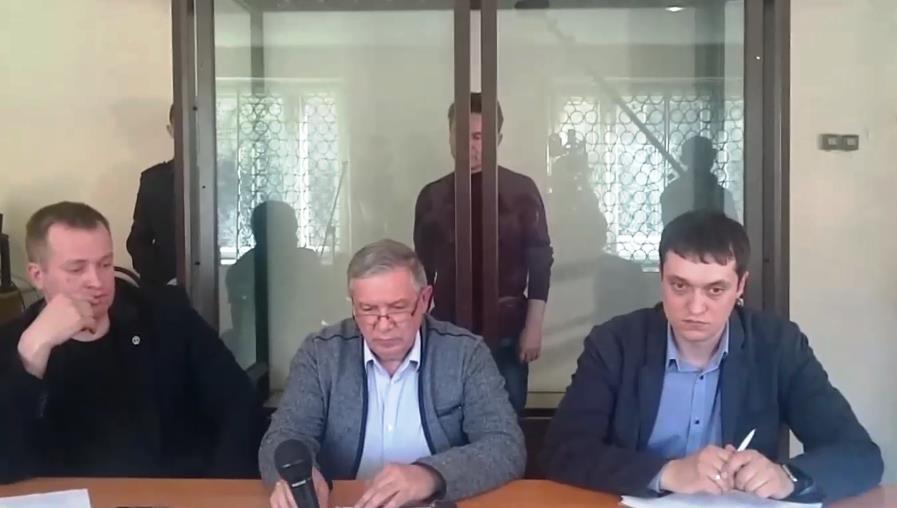 Во вторник, 15 мая Тракторозаводский суд Челябинска избрал меру пресечения для бывшего мэра Миасс