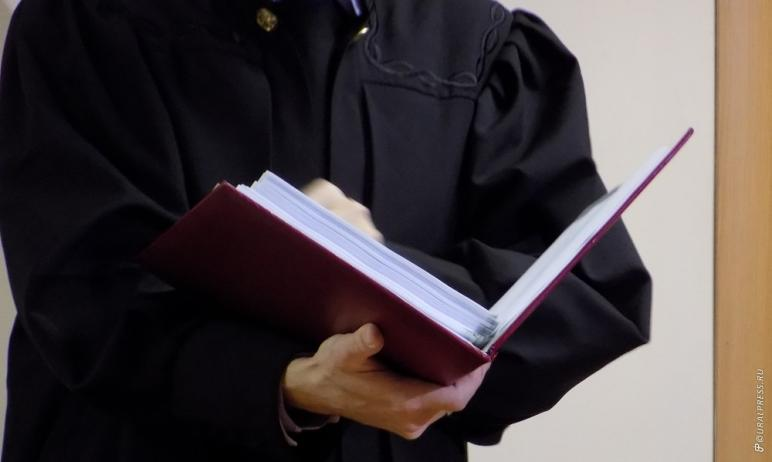 В Магнитогорске Ленинский суд вынес приговор мужчине, который, находясь в изоляторе временного со