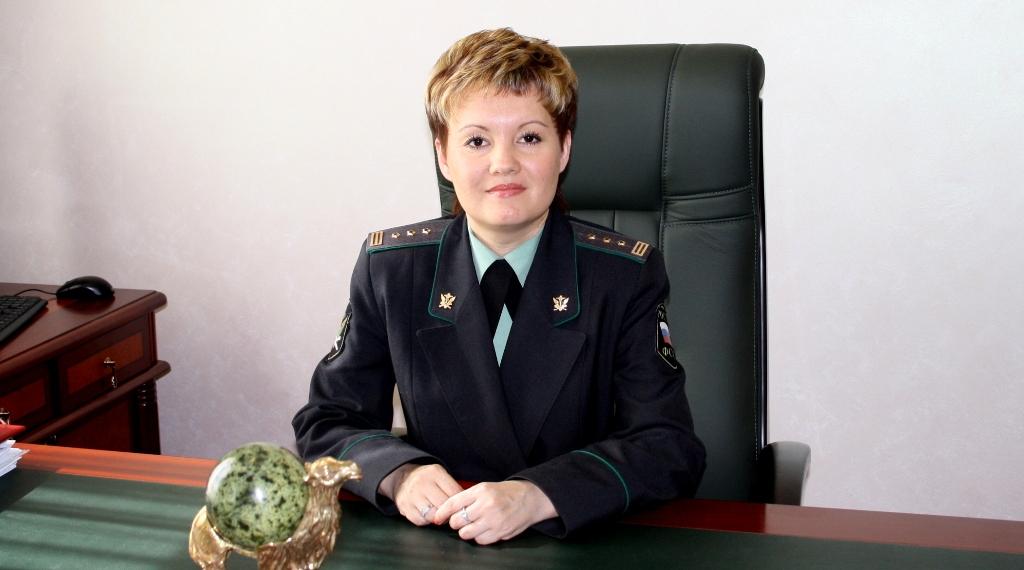 Главный судебный пристав Челябинской области Альбина Сухорукова озвучила итоги р