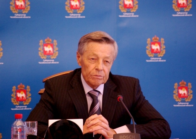«В июне Петру Ивановичу Сумину исполнилось бы 70 лет, - рассказал первый заместитель губернатора