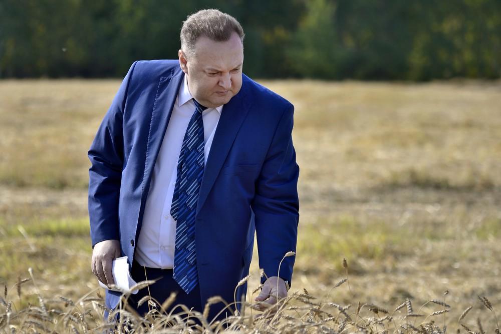 Прокурор Челябинской области Виталий Лопин проинформировал губернатора Б