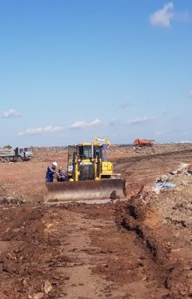 Проект рекультивации челябинской городской свалки, закрытой в сентябре прошлого года, прошел госу
