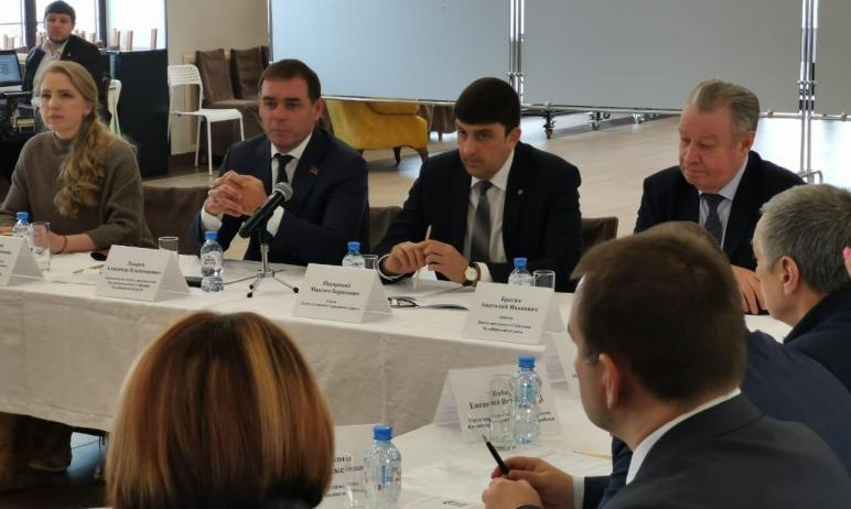 В Златоусте сегодня, 18-го февраля, состоялось знаковое политическое событие - форум глав исполни