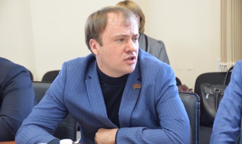 Депутат челябинской городской думы Владимир Корнев создает фракцию «Справедливой России» в совете
