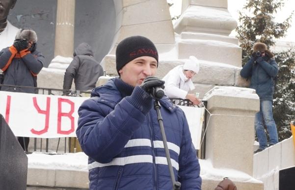 Как сообщил корреспонденту «Урал-пресс-информ» Алексей Табалов, он принял решение не баллотироват