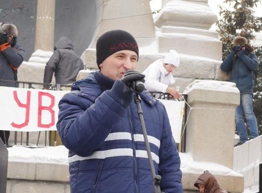Табалов считает, что мэрия не имела законных оснований для отказа в митинге, а потому у штаба ест