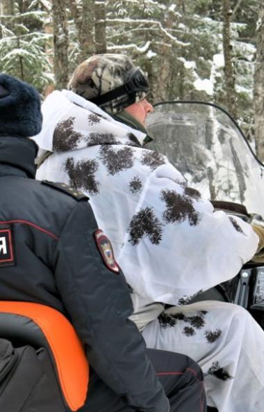 Национальный парк «Таганай» (Челябинская область) накануне Нового года взял под особую охрану хво