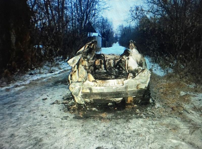 Ночью 23 декабря 2017 года от водителя такси в полицию поступило сообщение о похищении автомашины