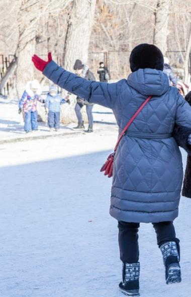 В предстоящие выходные в Челябинской области ожидается достаточно теплая для февраля погода. В су