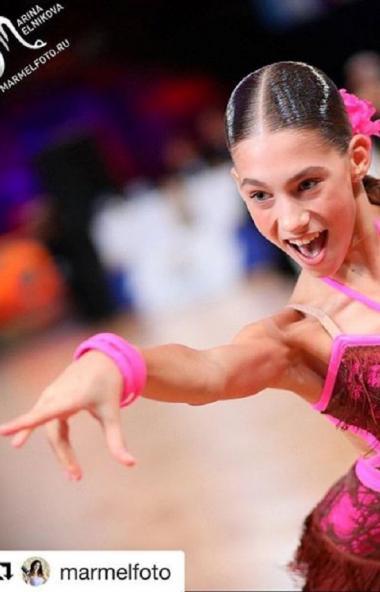 В Москве завершился открытый чемпионат России по спортивным бал