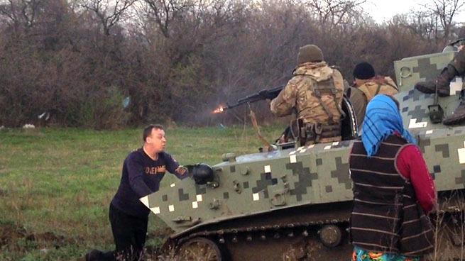 По его словам, чрезвычайная ситуация объявлена в приграничных с Украиной территориях, это 15 муни