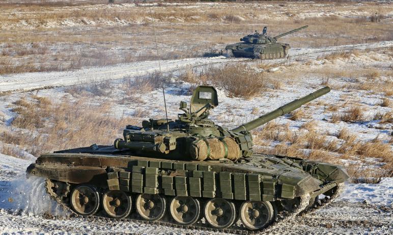 В Челябинской области состоятся всеармейские этапы конкурсов АРМИ-2021 «Танковый биатлон» и «Суво